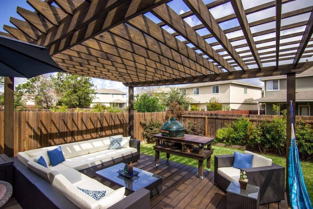 The Right Pergola for Your Miami Home